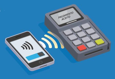 Como utilizar o smartphone como um meio eletrônico de pagamento para a minha empresa